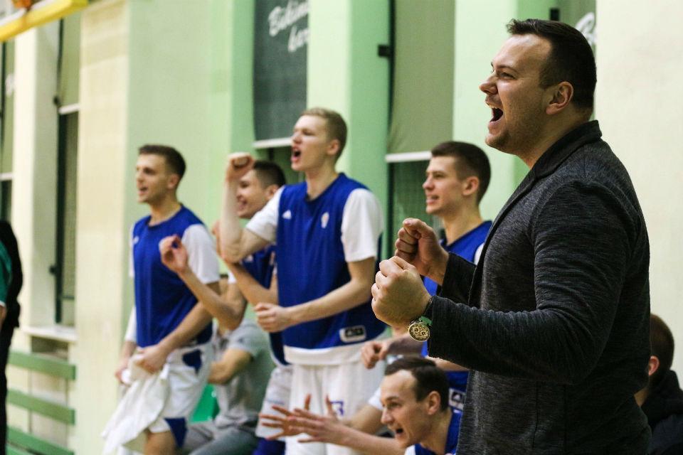 NKL čempionate – triuškinanti klaipėdiečių pergalė