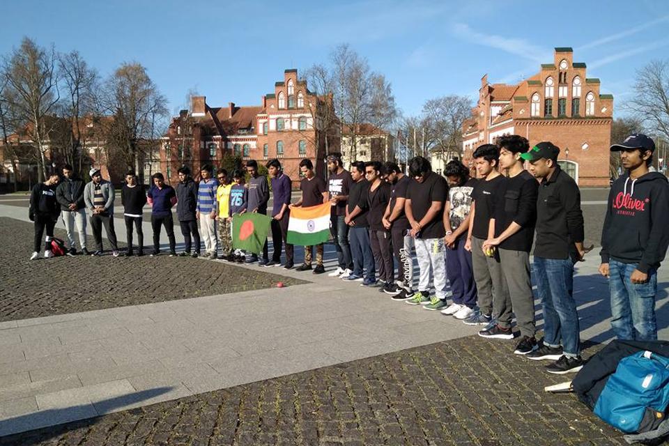 Klaipėdoje – užsienio studentų sporto žaidynės
