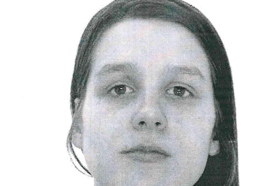 Ieško dingusios jaunos moters