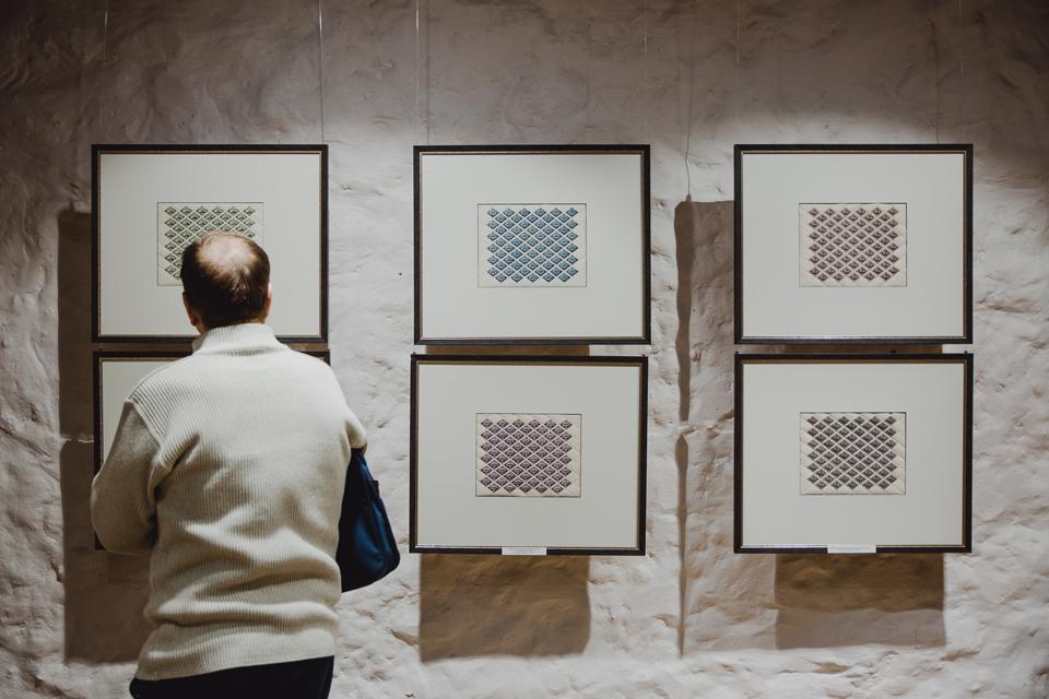 Muziejuje – pašto ženklų paroda