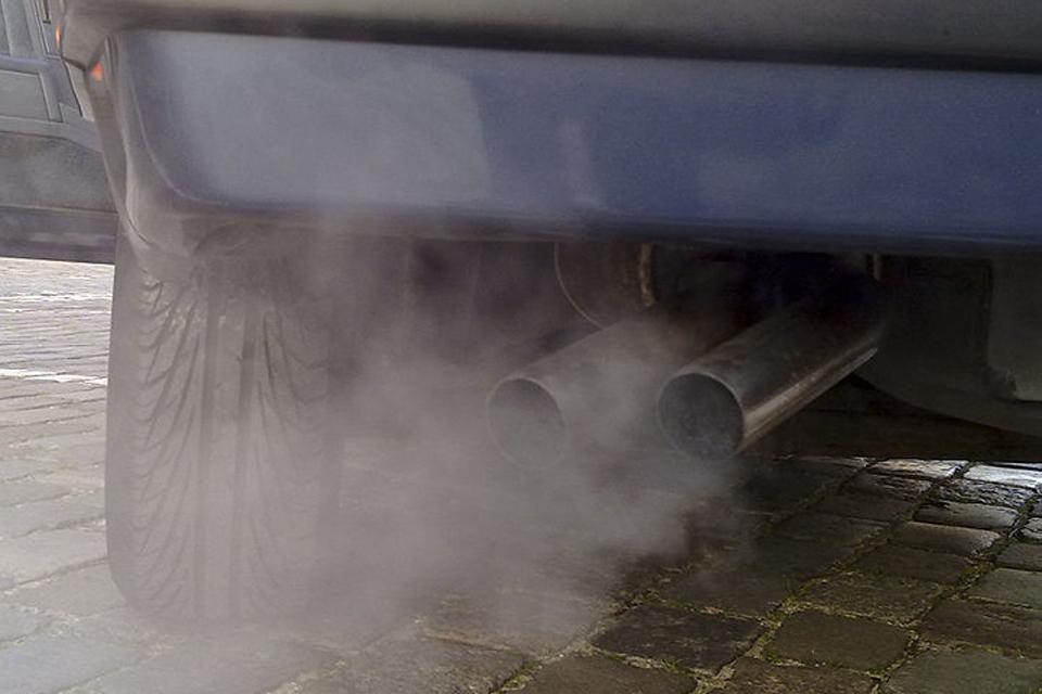 Mieste padidėjo oro tarša