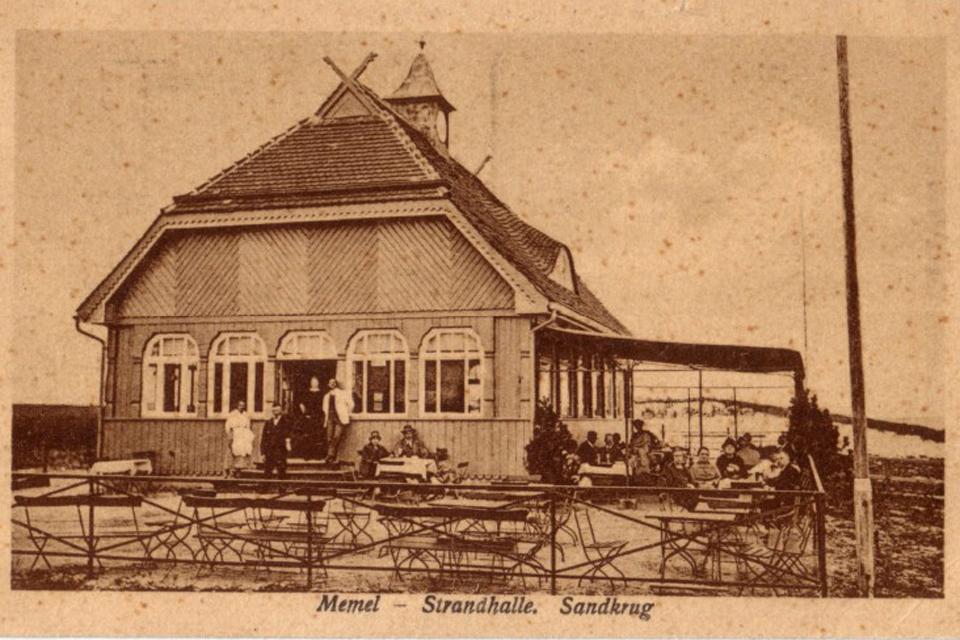 """""""Strandhalle"""" atstatymas: visuomenei neįdomu"""