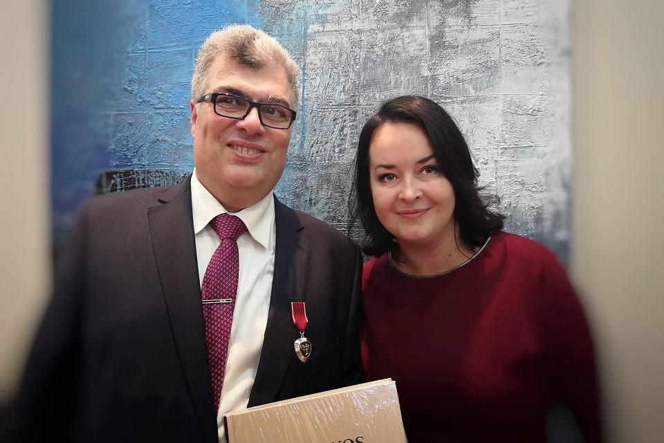 Klaipėdos žydų bendruomenės nominacija – Ingai Grubliauskienei