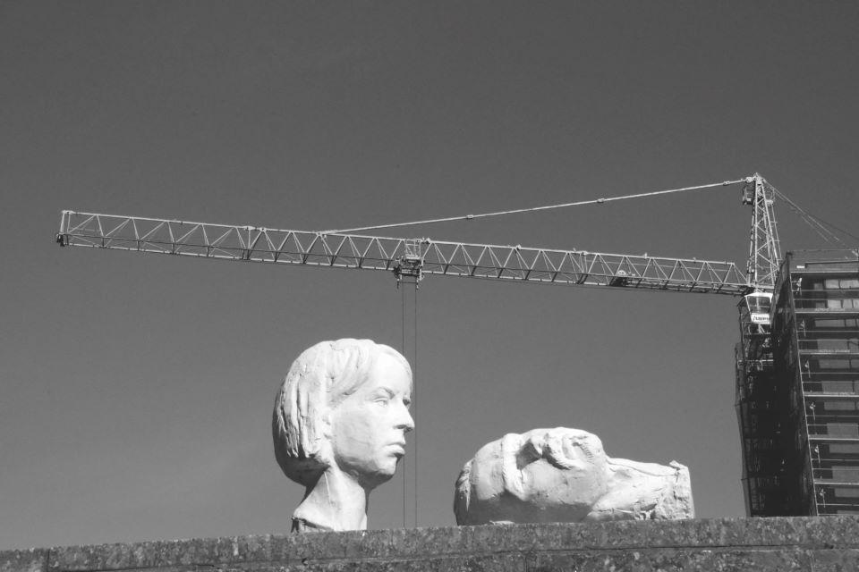 """Kultūrų komunikacijų centro Parodų rūmuose – """"Ledkalnis/Iceberg"""""""