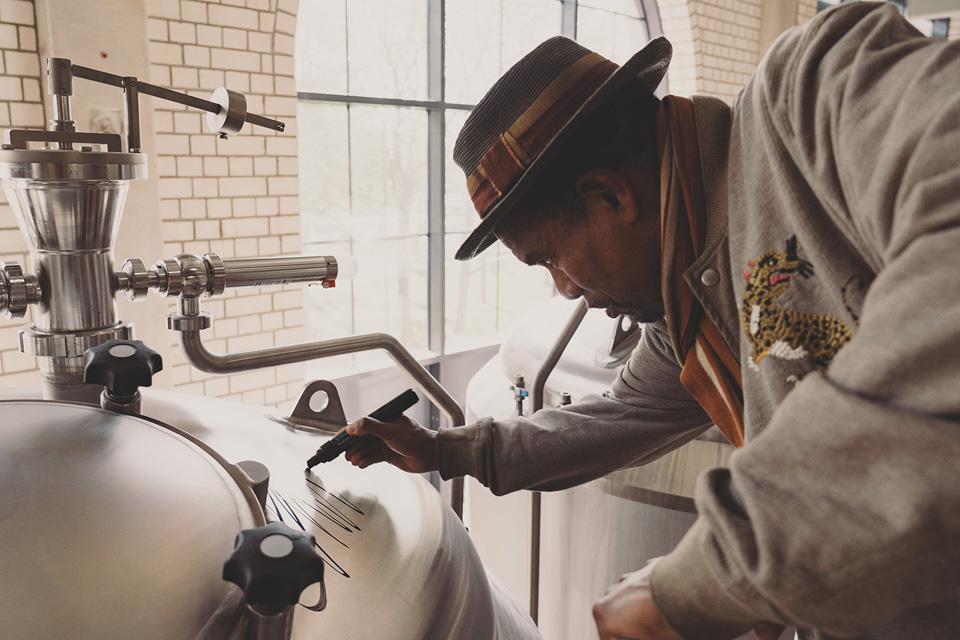 Garsus aludaris Klaipėdoje išvirė neragauto skonio alų