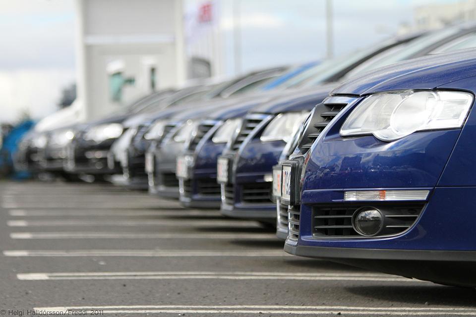 Nuo gegužės parduoti galima tik SDK turinčias transporto priemones