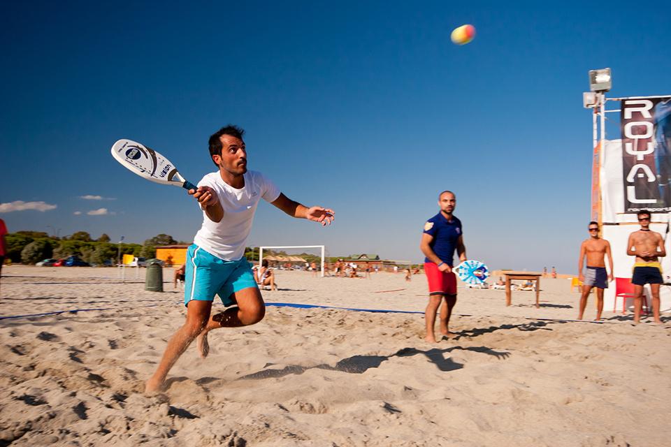 Uosto direkcija kviečia į paplūdimio teniso varžybas