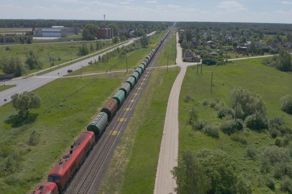 Modernizuos pervažas geležinkelio linijoje Vilnius–Klaipėda