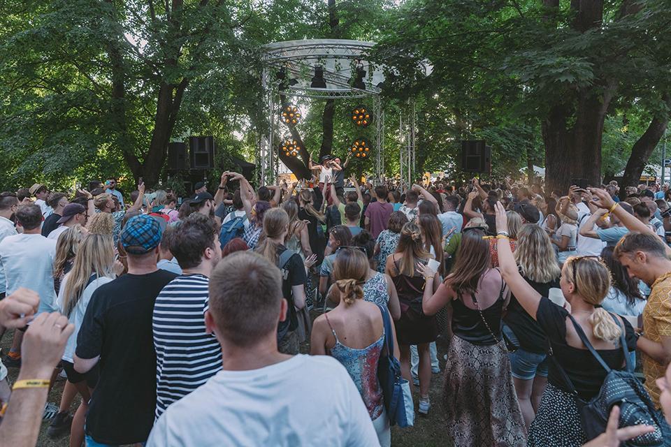 Aludarių festivalis sutraukė tūkstančius