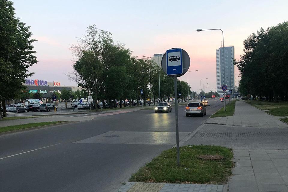 """Audrius Petrošius: """"Kauno gatvėje reikia papildomų autobusų stotelių"""""""