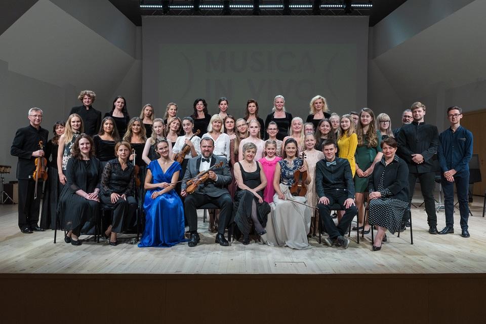 """""""Musica in Vivo"""": daugiau, nei tikėtasi"""