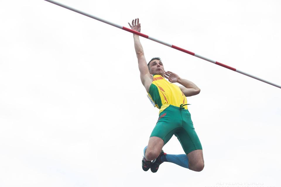 Klaipėdiečiai sužibėjo Lietuvos lengvosios atletikos čempionate