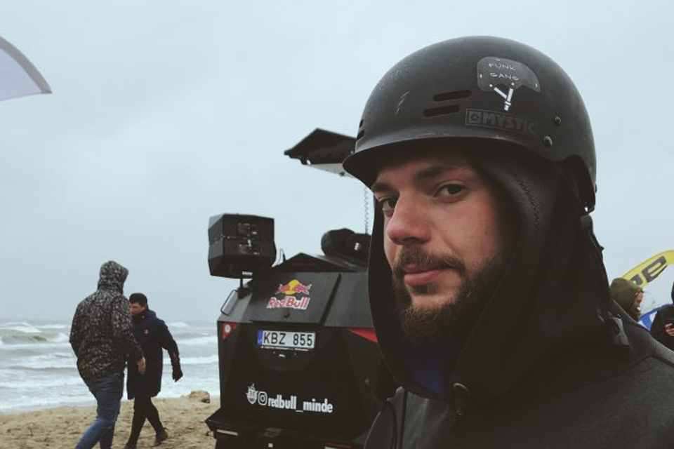 """Vytautas Rudnickas: """"Kaituodamas jaučiu beribę laisvę"""""""