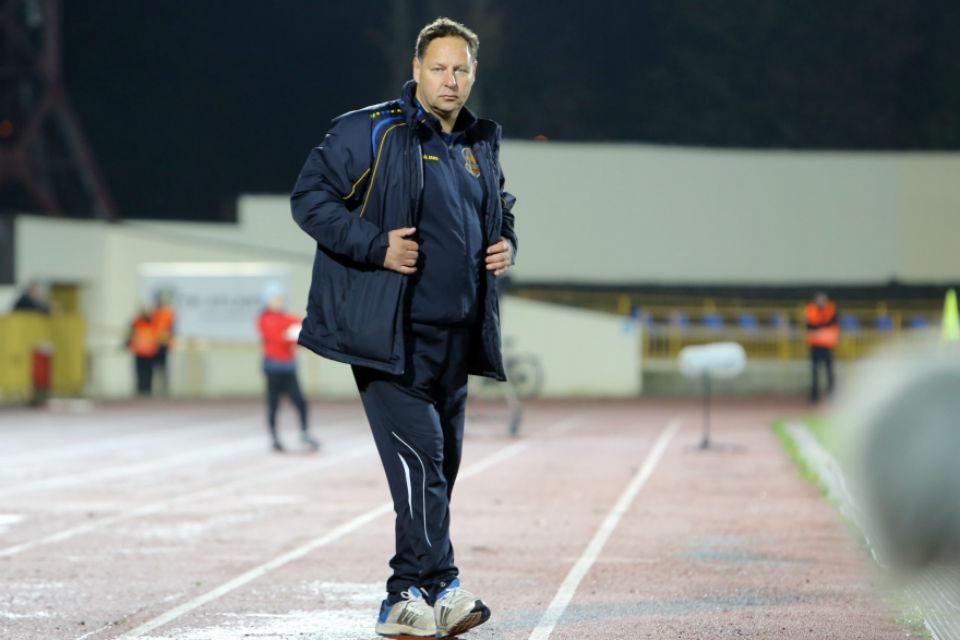 Netikėtai mirė futbolo treneris K. Sarsanija