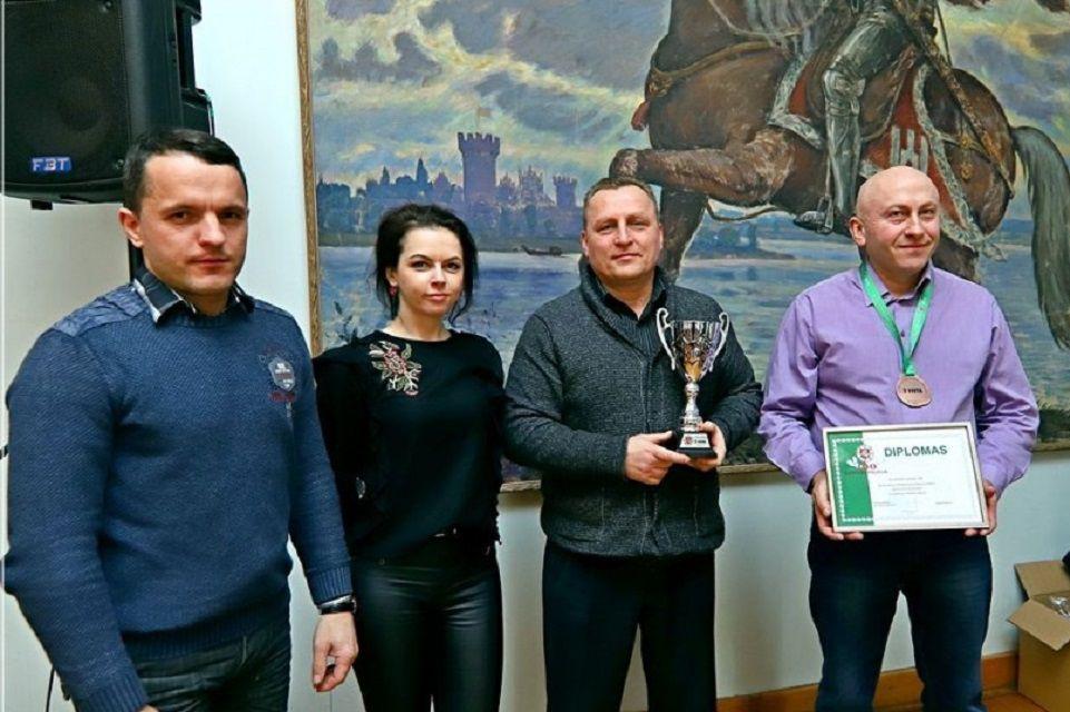Klaipėdos pareigūnai – tarp geriausių šachmatininkų