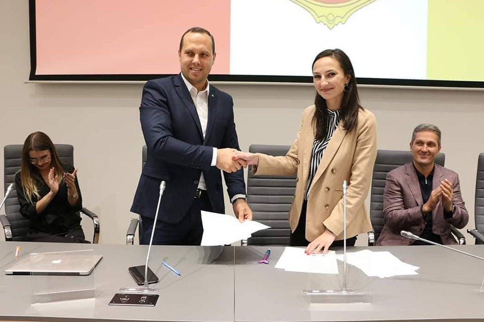 Bendradarbiaus Klaipėdos ir Odesos jaunimas