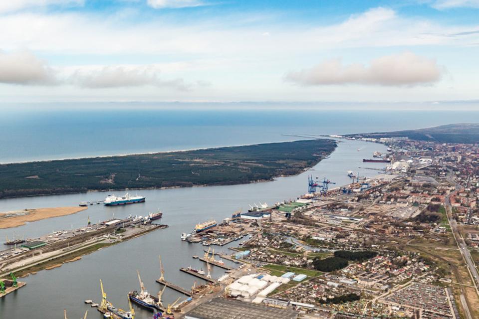 Клайпеда вошла в топ-5 крупнейших портов на Балтике, но уступает позиции польскому Гданьску