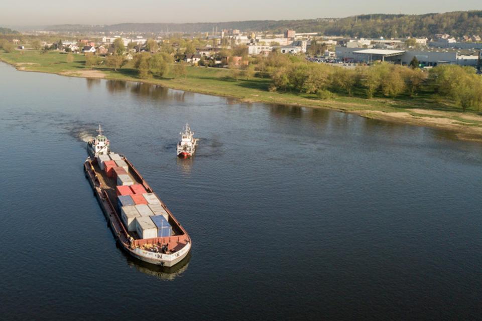 Laivybai Nemune atgaivinti – europinė parama
