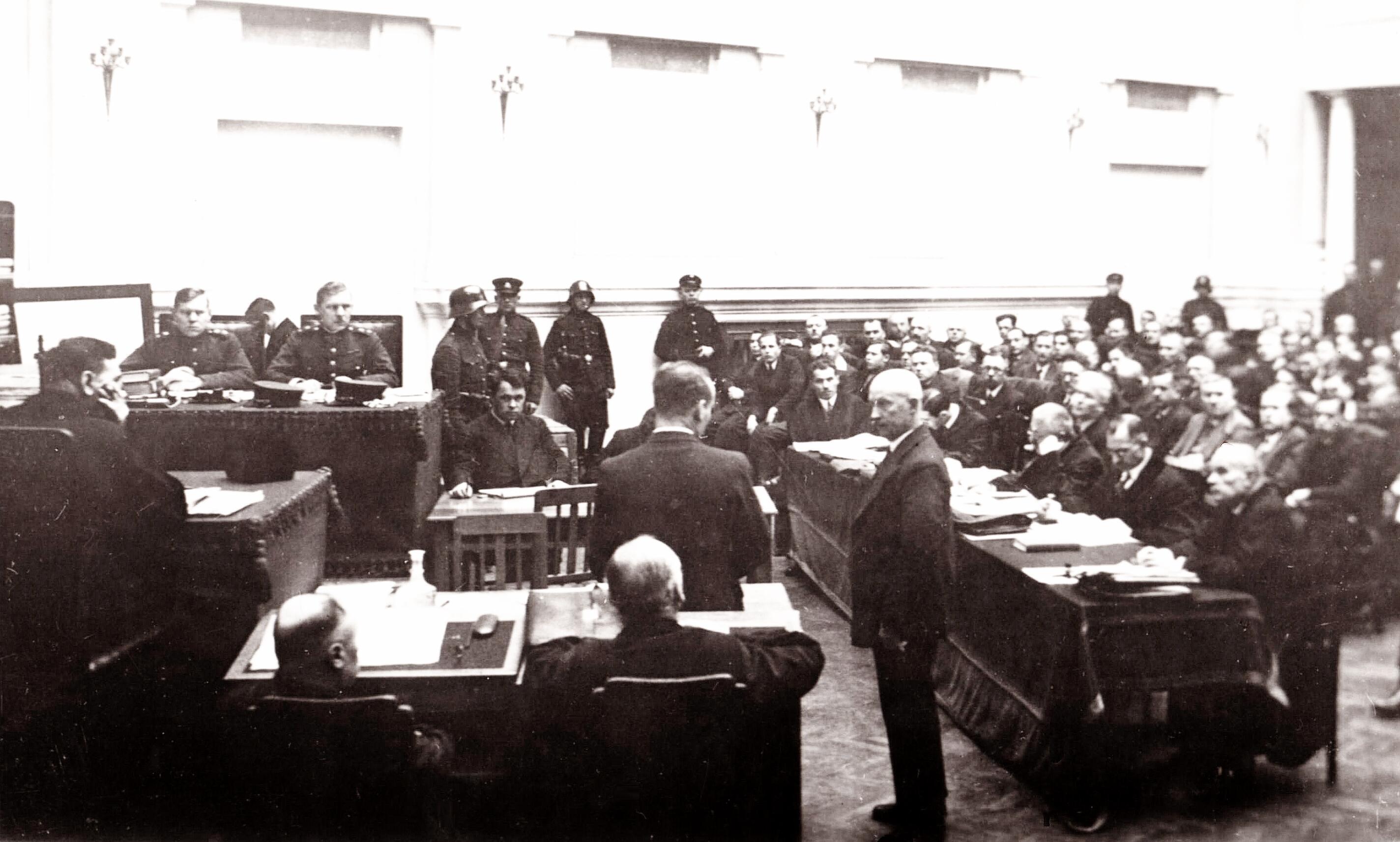 Литовский Нюрнберг: 85 лет назад в Литве завершился резонансный суд над клайпедскими нацистами