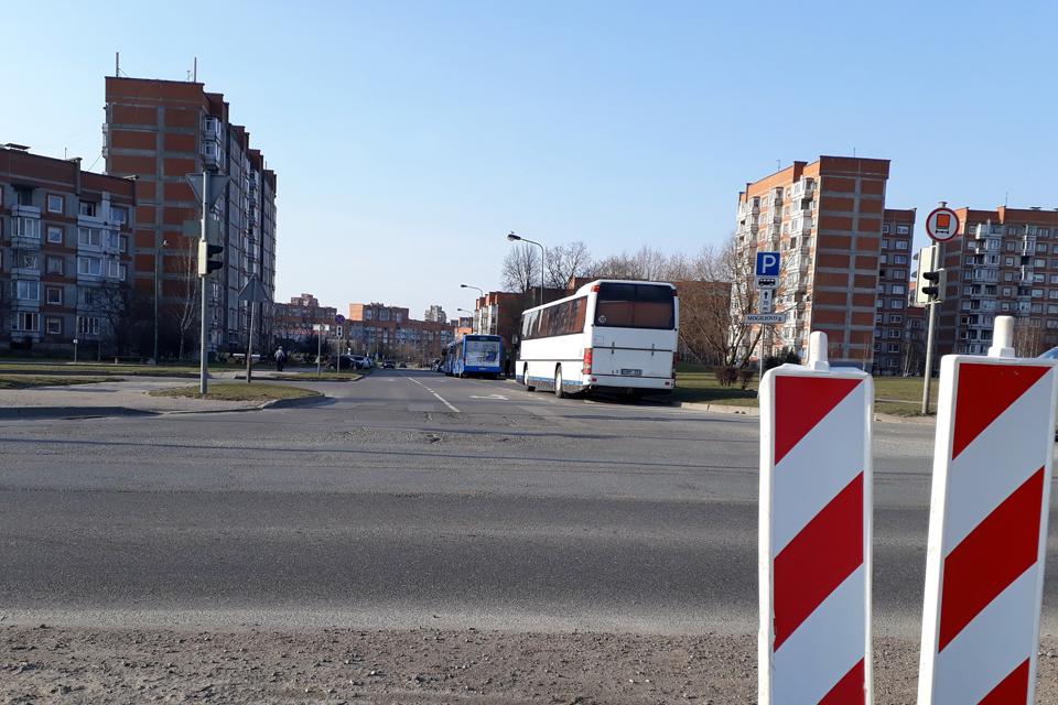 Pailgės dvi gatvės