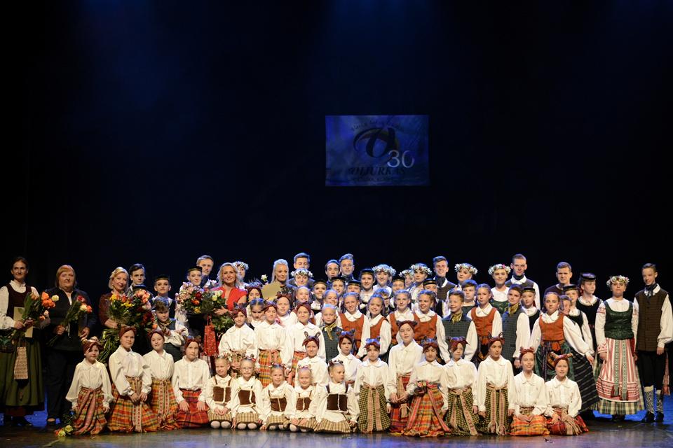 """Vijurko"" 30-mečiui – specialus koncertas"