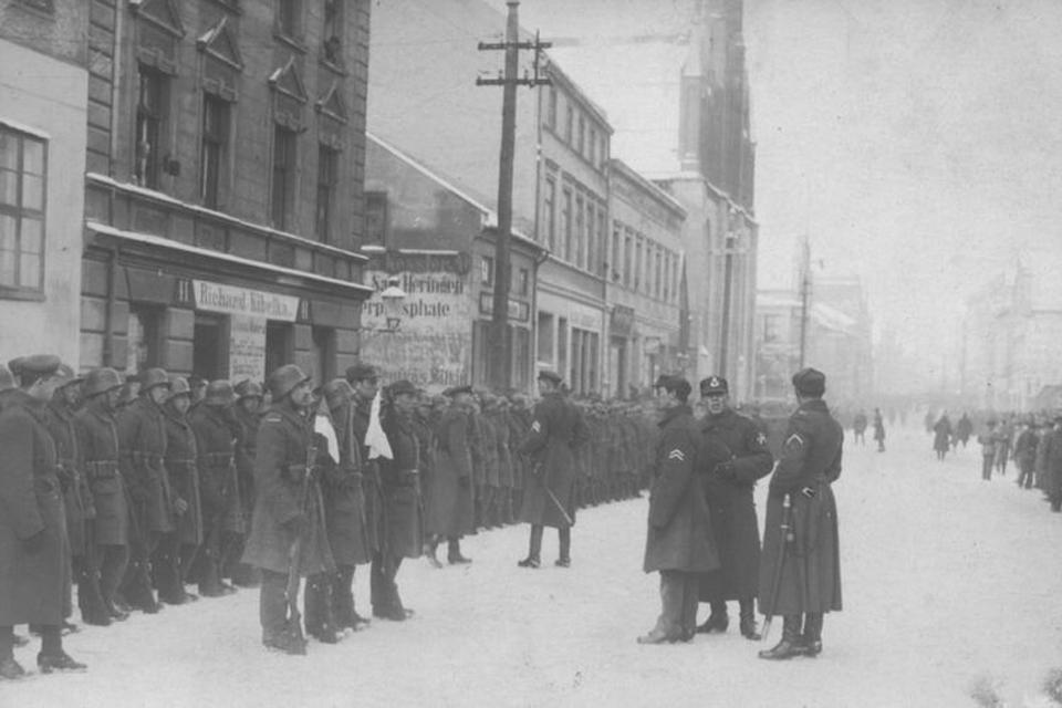 Žvilgsnis į Klaipėdos sukilimo operacijos užkulisius II
