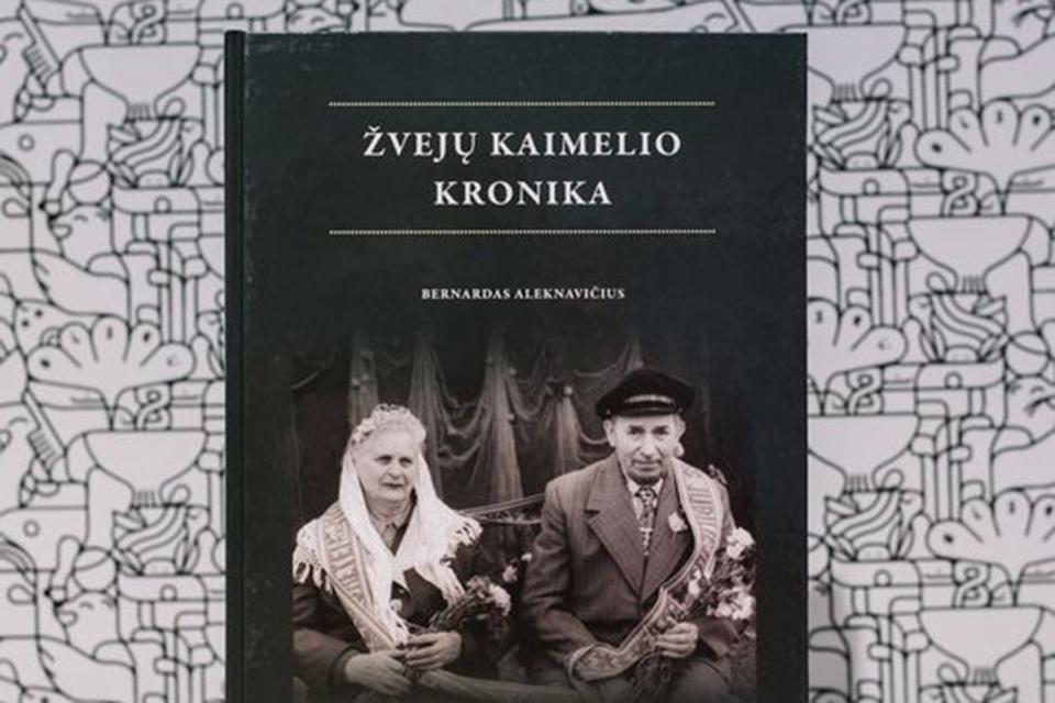 """Bernardo Aleknavičiaus palikimas – ir """"Žvejų kaimelio kronikos"""""""