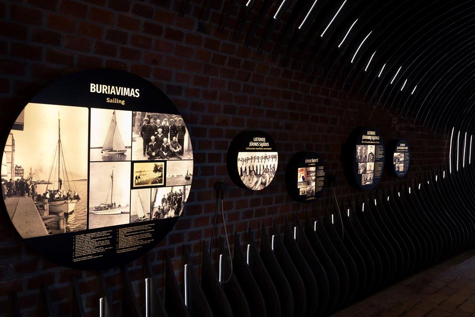 Muziejus kviečia į naują ekspoziciją