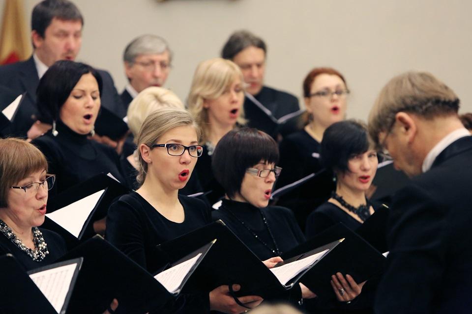 Skambės šiuolaikinė Baltijos regiono šalių kompozitorių chorinė muzika