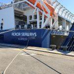 Šiaurės jūroje – dar vienas laivas su Lietuvos vėliava