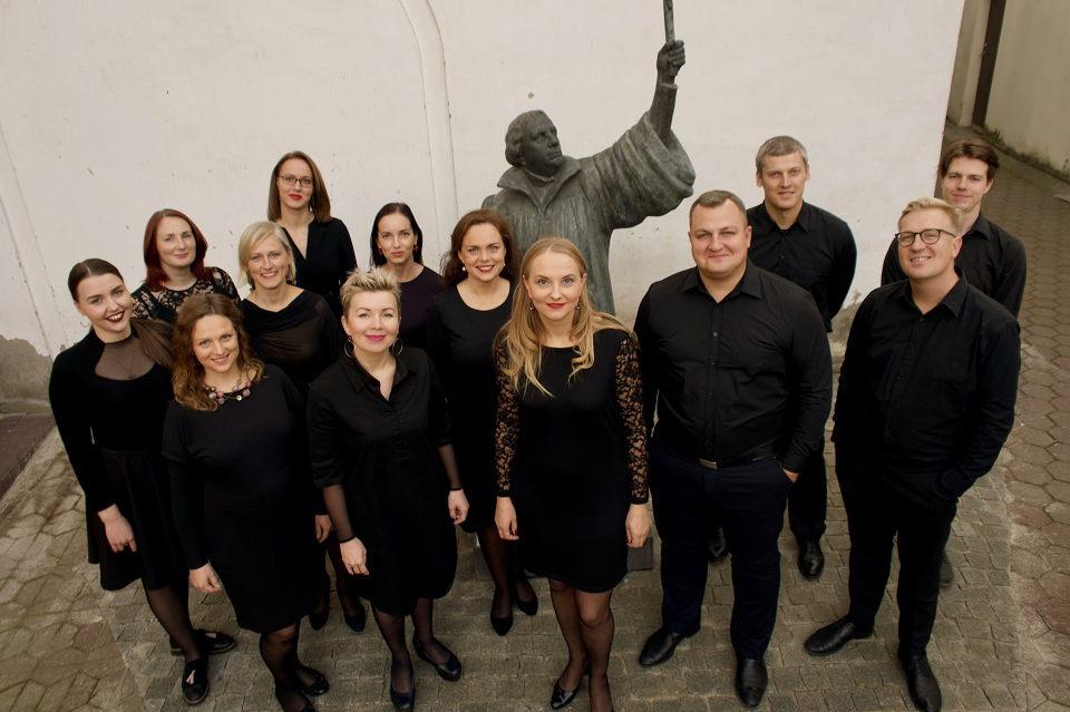 Dvasinei bendrystei kviečia daugiabalsės muzikos koncertai