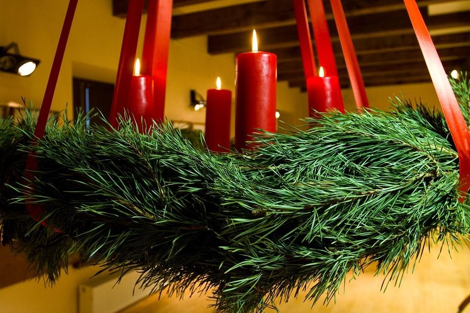 Kviečia klausytis kalėdinių giesmių