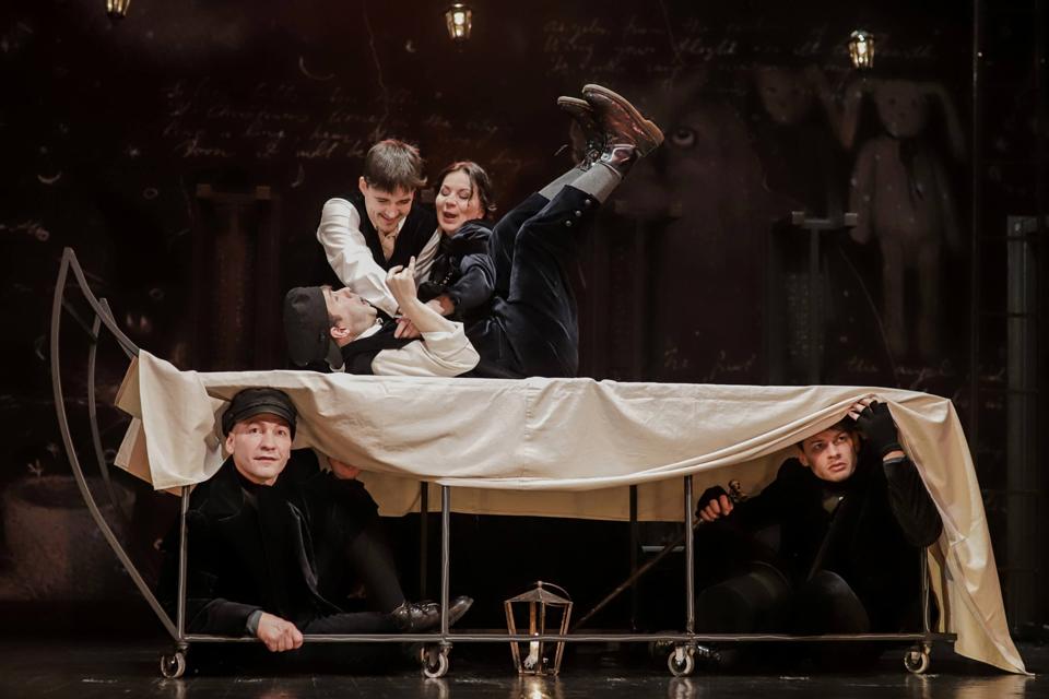 Alytaus miesto teatras atveža spektaklį vaikams