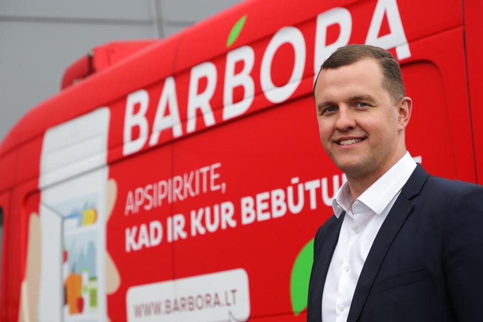 """Klaipėdos apskrityje atsidarė """"Barbora Express"""" stotelės"""