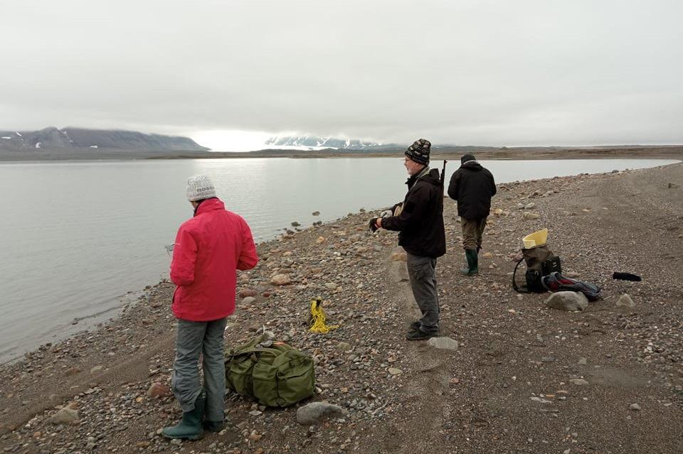 Universiteto mokslininkai tyrinėja klimato kaitos poveikį Arkties ekosistemai