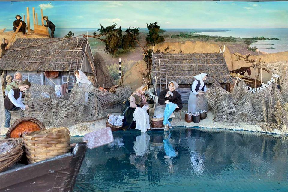 Naujos lauko ekspozicijos atidarymas Nidoje
