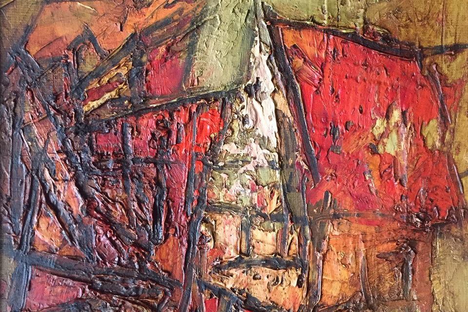 Miesto gimtadieniui – E.  Žvaigždino tapybos darbų paroda