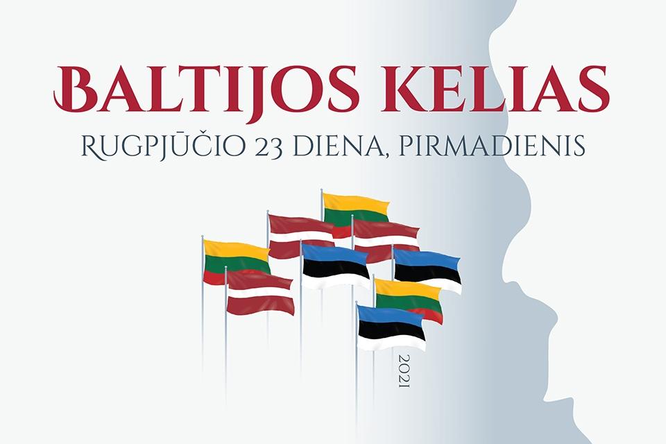Baltijos kelias - Atvira Klaipėda