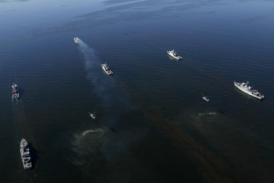 Baltijos jūroje – karinių mokslinių tyrimų projektas