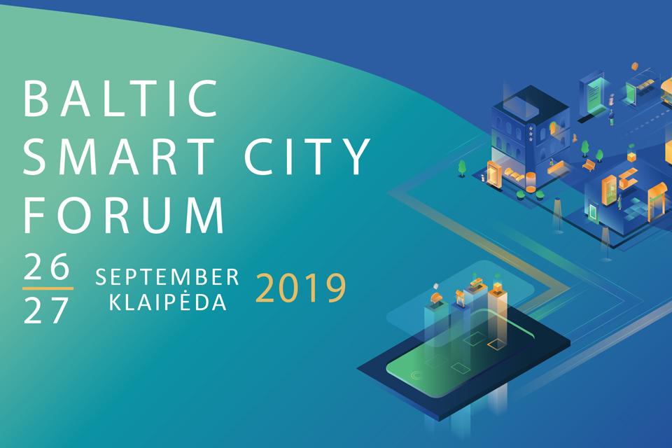 Klaipėdoje vyks išmanių miestų forumas