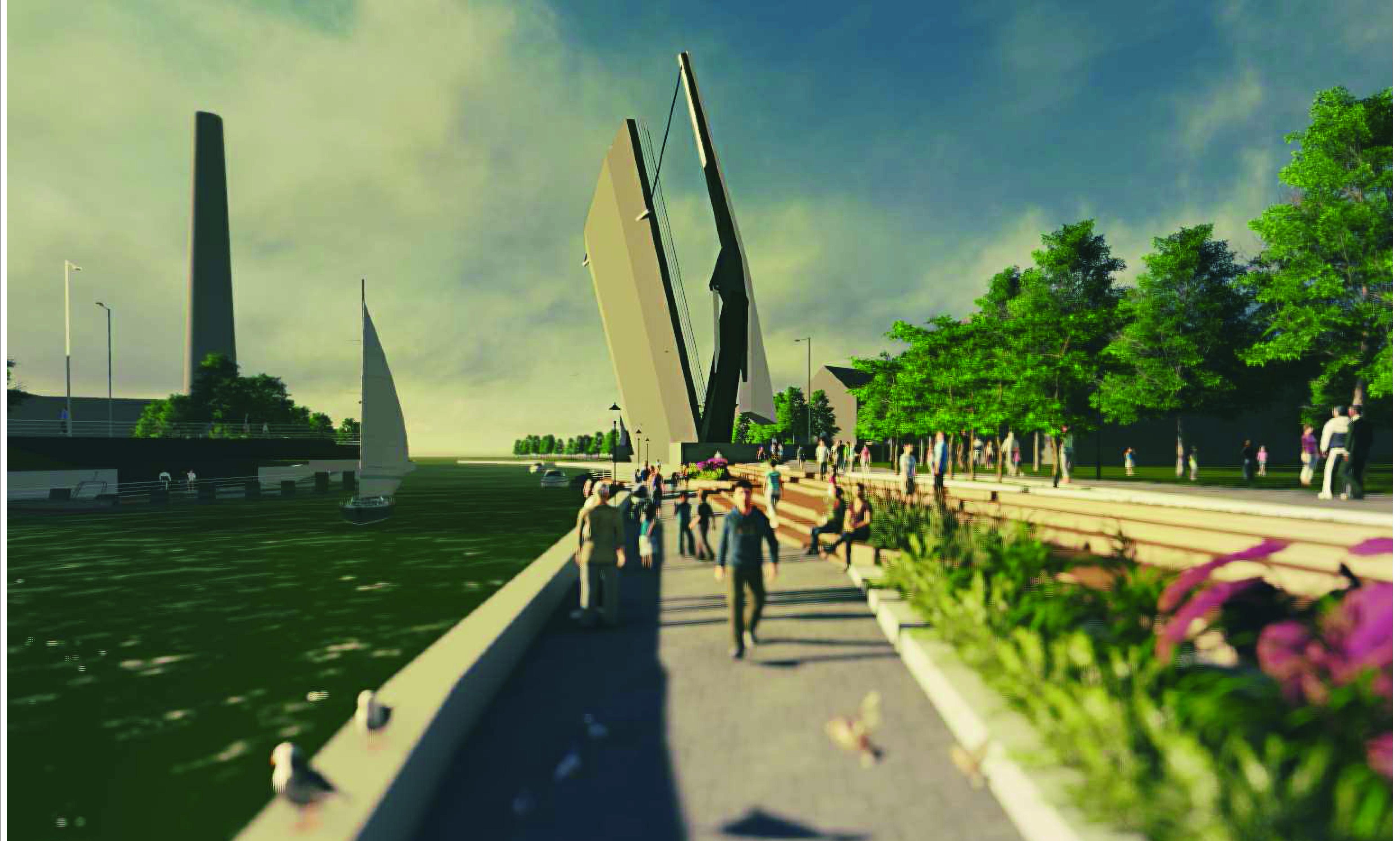 Цена гигантского преданного забвению моста Бастиону — более 600 тыс. евро