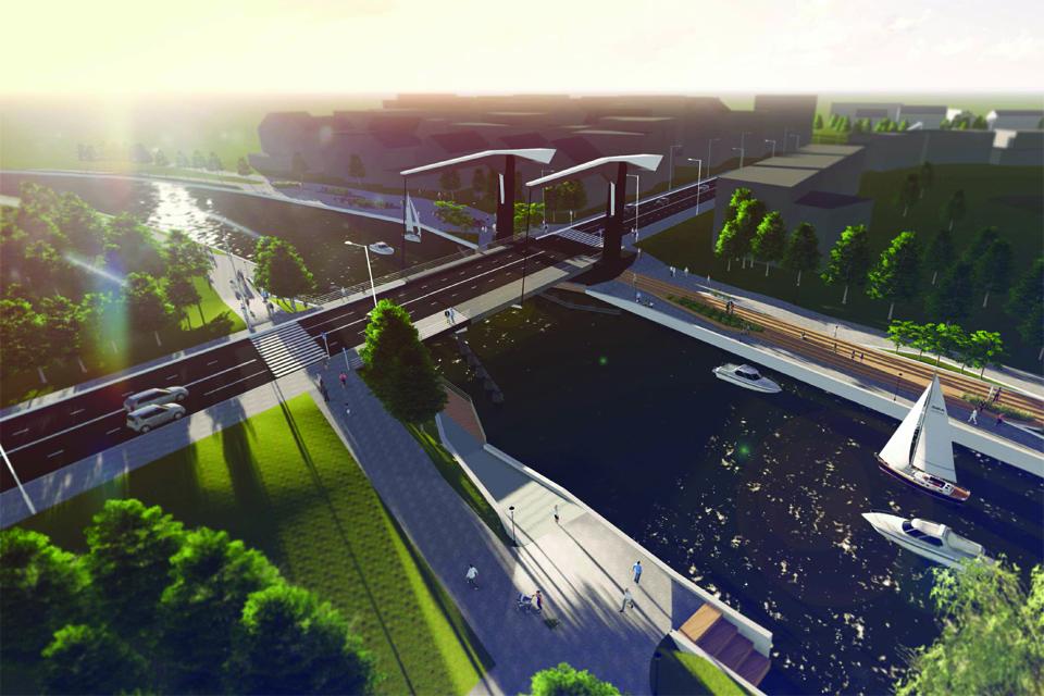 Бастионный мост: уже ясно, чтонеясно, когда он появится