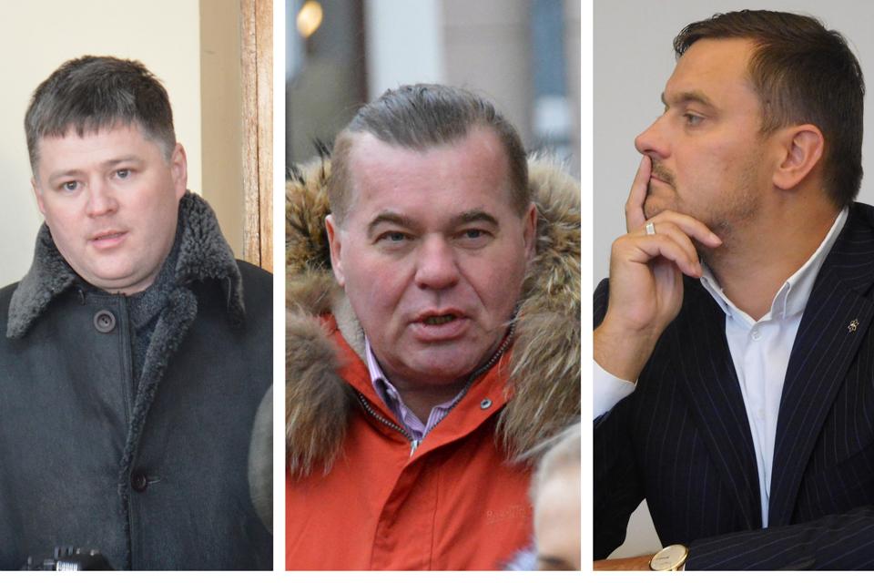 Buvę nusikaltėliai Klaipėdoje žengia į valdžią. Balsuokite, neteistieji!
