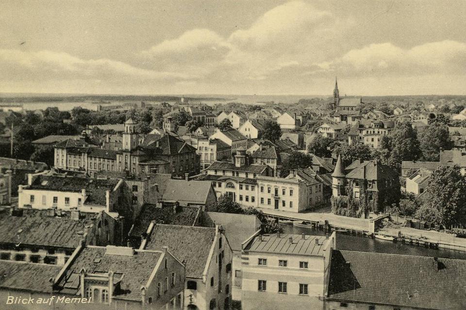 Klaipėdos miesto paveldo stagnacija