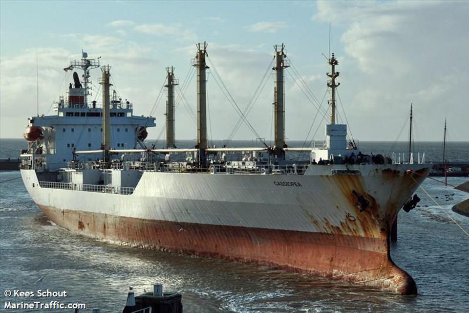 Klaipėdiečių laivo įgulą koronavirusu užkrėtė rusai