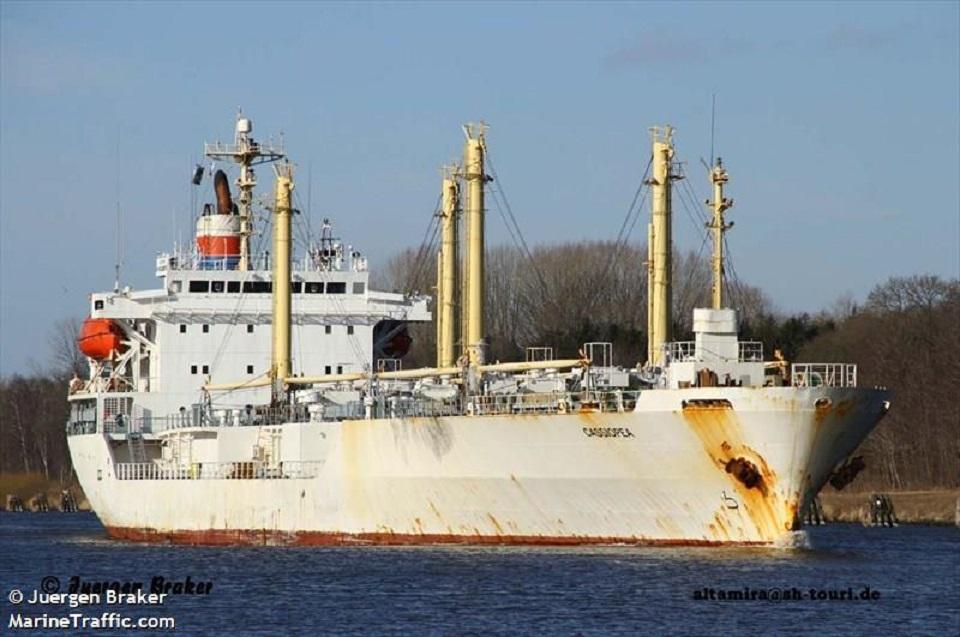 Клайпедский экипаж судна коронавирусом заразили россияне