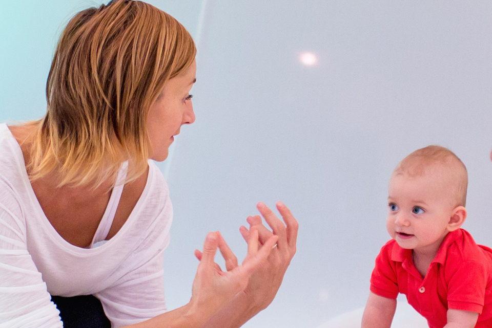 Kūdikių tėveliams – choreografės švedės seminaras