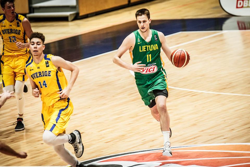 """Džiugas Slavinskas: """"Norėjau likti Klaipėdoje"""""""