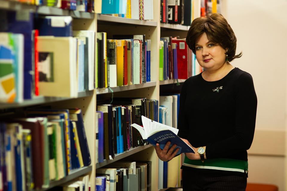 Mirė I. Simonaitytės bibliotekos direktorė