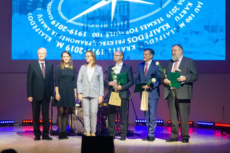 Klaipėdos prekybos, pramonės ir amatų rūmai atšventė 99-metį
